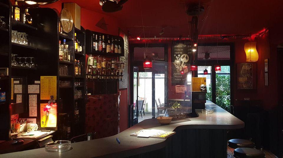 Ansicht der Bar im Karo